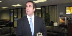 Michael Cohen Unloads on