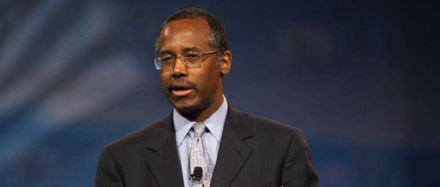 Ben Carson speaking at the 2013 CPAC