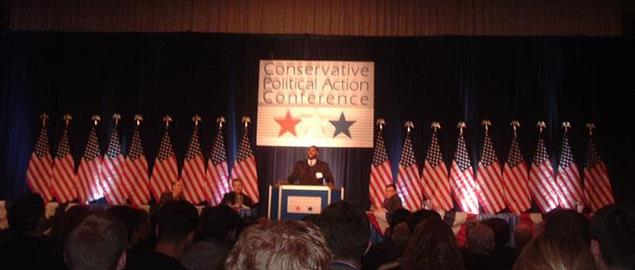 Image of the 2006 Conservative Political Action Conference.