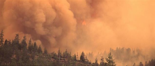 The BLM and the U.S. Forest Service work together to manage wildfires in Pacific Northwest