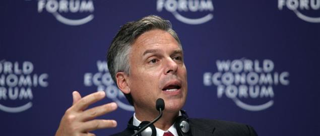 Jon M. Huntsman Jr, US Ambassador to the People's Republic of China