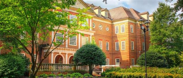 Robertson Hall at Regent University