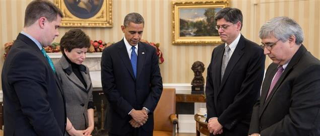 Minute of silence at White House for Sandy Hook school shooting