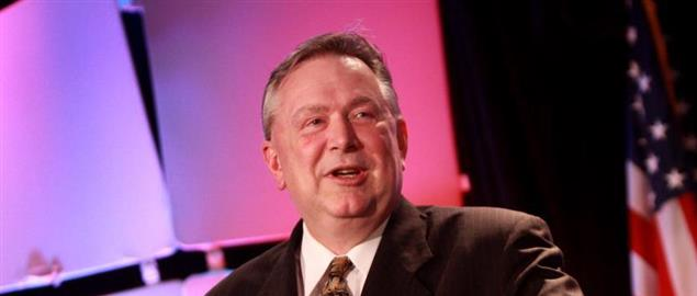 Congressman Steve Stockman speaking at the 2013 Liberty Political Action Conference